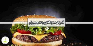 آموزش محتوا گذاری با طعم همبرگر