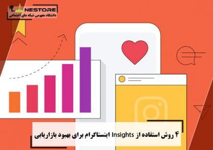 4 روش استفاده از Insights اینستاگرام برای بهبود بازاریابی