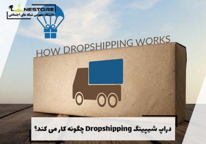 دراپ شیپینگ Dropshipping چگونه کار می کند؟